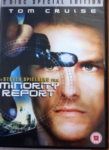 DVD Minority Report
