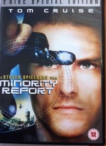 DVD Minority Report