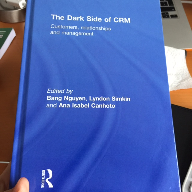 Social crm thesis