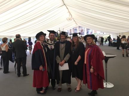 Graduation 2016