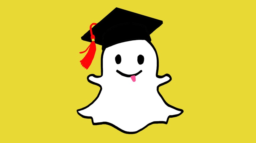 Using Snapchat as an academic