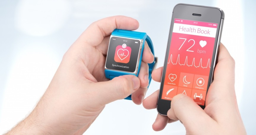 I say wearables, you say apps and stuff