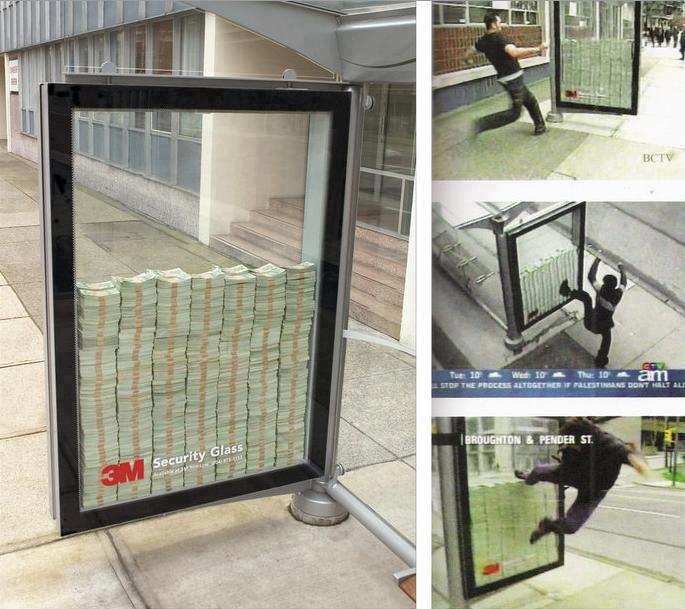 3M Guerrilla Marketing